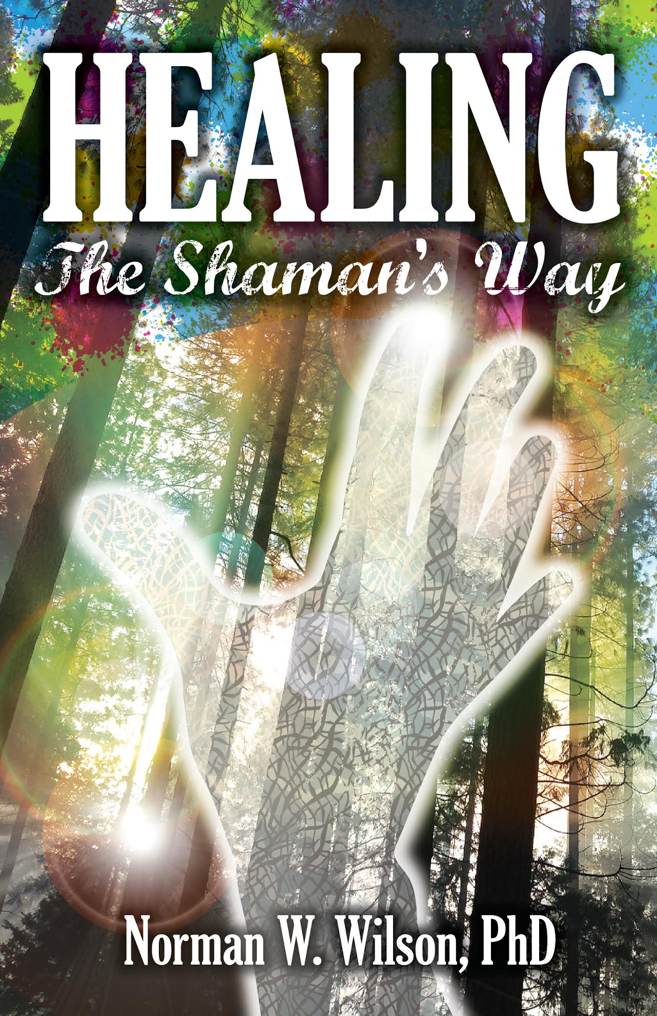 front cover for Healing The Shaman's Way.jpg